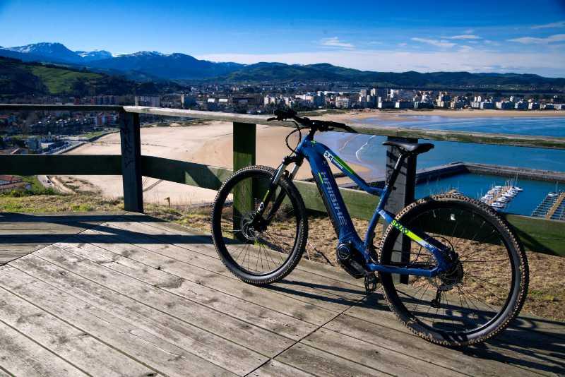 Excursiones en bicicleta eléctrica Cantabria